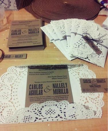 Invitaciones, tarjetas Bodas, Quinces 1 - Teusaquillo Plaza