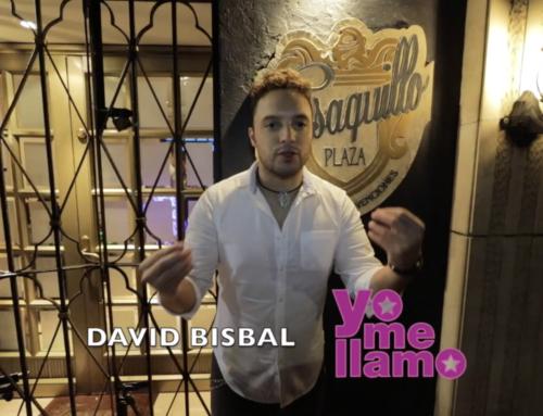 Mis 15 Donde celebrar: Yo me Llamo DAVID BISBAL recomienda Teusaquillo Plaza