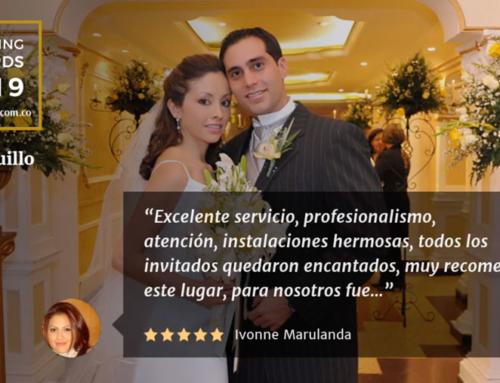 Matrimonios en Bogotá: recomendaciones de miles de parejas