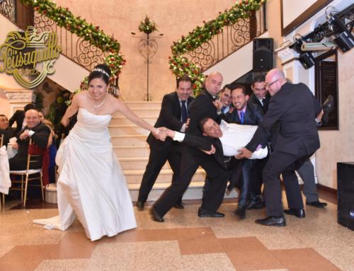 Salones para matrimonios en Bogotá